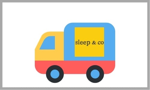 Sleep And Co Delivery
