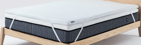 Ecosa Ultra Plush Gel Memory Foam Mattress Topper