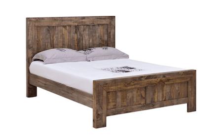 Zanui Albus Timber King Bed