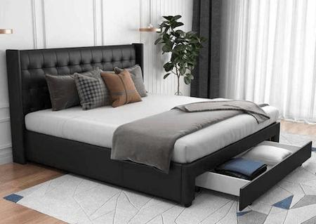Zanui Astrella Bed Storage