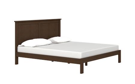 Zanui Sommerton Wooden Bed