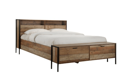 Zanui Tiona Queen Storage Bed