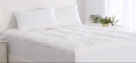 Zanui Dreamaker Luxury Down Fibre Topper